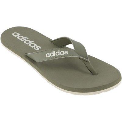 5號倉庫 Adidas Eezay Flip Flop EG2039 奶茶 男 夾腳 拖鞋 防水 止滑 穿搭 原價890
