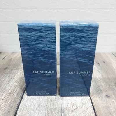 Maple麋鹿小舖 Abercrombie&Fitch * AF 男性古龍水A&F SUMMER COLOGNE