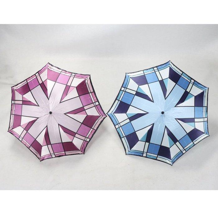 奇奇店-優雅巴洛克風格優·溫加羅輕量女士折疊晴雨傘#加固 #小清新 #晴雨兩用