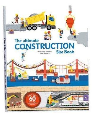 *小P書樂園* The Ultimate Construction Site Book