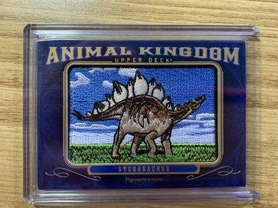 2019 Goodwin ~  AK-349 Stegasaurus Animal Kingdom Tier 6