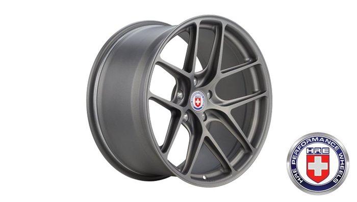 【樂駒】HRE Series R1 R101 Lightweight 一片式 單片式 鍛造 輪框 17吋 18吋 19吋