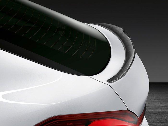 【樂駒】BMW X6M F96 M Performance 原廠 Carbon 碳纖維 尾翼 小鴨尾 空力 外觀 套件