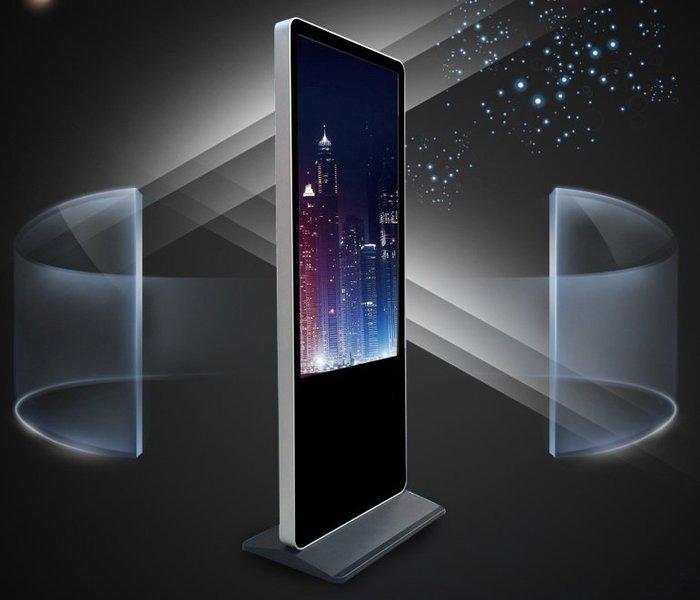 【菱威智】55寸直立廣告機-智慧互動款 電子看板 數位看板 多媒體播放機 客製觸控互動式聯網安卓 Windows廣告看板