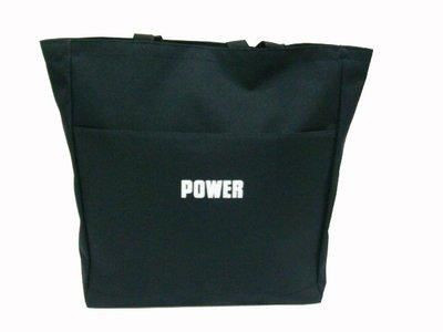 ~菲歐娜~7104~1~  拍品 超大補習袋 A4資料袋 手提袋 袋 黑