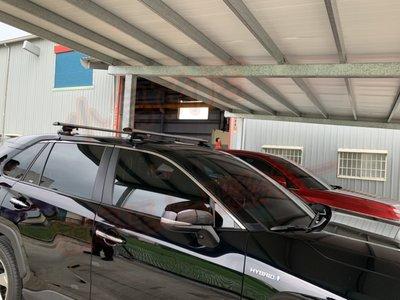 (小鳥的店)豐田 2019-20  RAV4 5代 D-WELL 大維 橫桿 車頂架 行李架 附認證 台製 夾車門