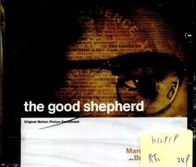 *真音樂* THE GOOD SHEPHERD / PRIGINAL MOTION PICTURE SOUNDTRACK 德版 全新 K12919