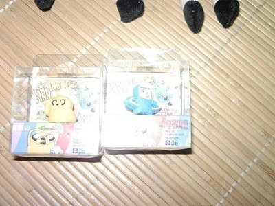 Adventure Time 探險活寶 老皮 探險活寶老皮  阿寶狗    耳機塞~(2選1