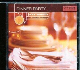 *還有唱片行* DINNER PARTY / JAZZ MOODS 二手 Y7733