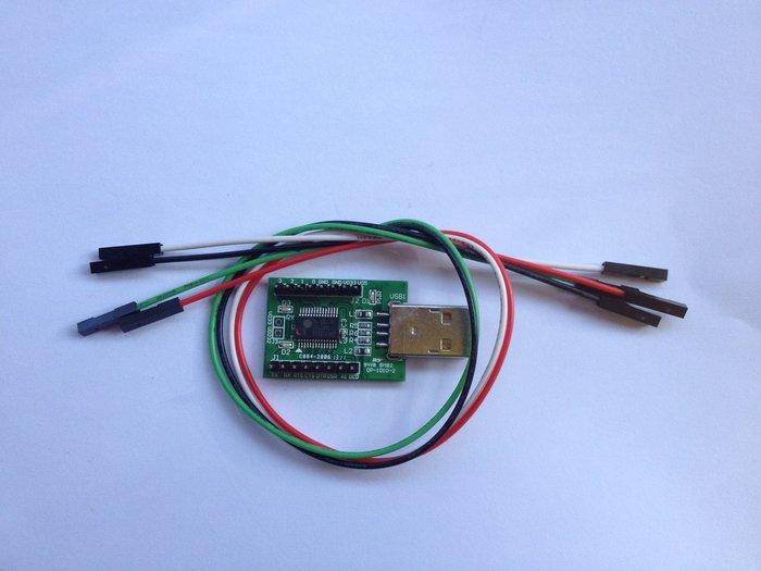 萬平科技-USB To(轉) TTL(1.8V),Win10,Android,PL2303HXD,電源/TX/RX三色燈