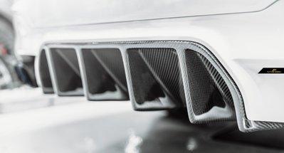 【政銓企業有限公司】BMW G30 MTECH  F90 M5 適用 FD 高品質 乾碳 雙面卡夢  後下巴 免費安裝