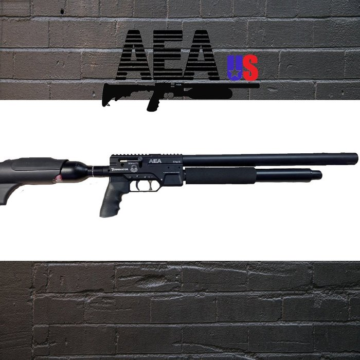 Speed千速(^_^)AEA Termnator 終結者PCP 高壓空氣槍 9mm
