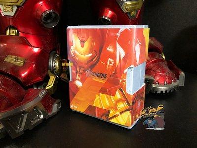 [熊拍賣]『HT 浩克毀滅者盒子』縮小1/6 1/36盒子鋼鐵人公仔雕像模型 非Hot Toys MK44 MMS285