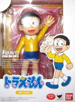 日本正版 萬代 figuarts zero 哆啦A夢 大雄 模型 公仔 日本代購