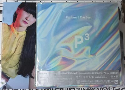 """Perfume / Perfume The Best """"P Cubed"""" [3CD+Blu-ray/完全生産限定盤]"""