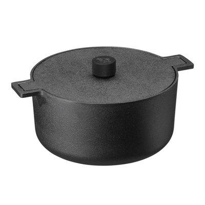 【小如的店】COSTCO好市多線上代購~Skeppshult 5公升雙耳鑄鐵湯鍋(1入)