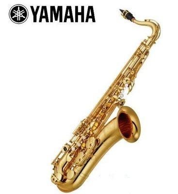 YAMAHA YTS-480 次中音薩克斯風 TENOR SAX 印尼製 原廠公司貨 一年保固【YTS480】山葉