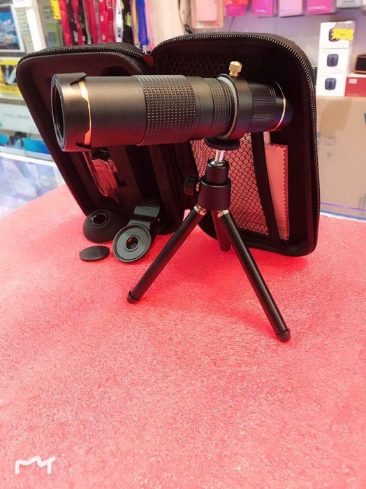 『皇家昌庫』萬用手機平板23倍光學變焦望遠鏡鏡頭/手機望遠鏡