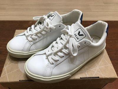 VEJA ESPLAR EXTRA WHITE DRIED PETAL ~US 5~ 小V鞋 小白鞋 法國 小S 孔曉振