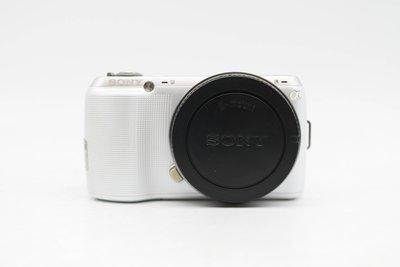 【青蘋果3C】SONY NEX C3 NEX-C3D 銀 單機身 APS-C 微單眼#33910