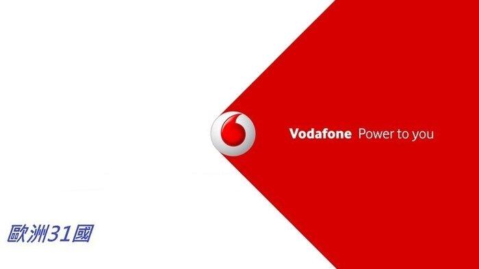 Vodafone 28天歐洲8GB流量通話德國法國義大利英國荷蘭西班牙希臘捷克丹麥奧地利挪威克羅埃西亞盧森堡冰島
