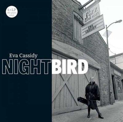【黑膠唱片LP】深夜孤鳥- 現場演唱完整4LP版 / 伊娃凱西迪 Eva Cassidy-G810210