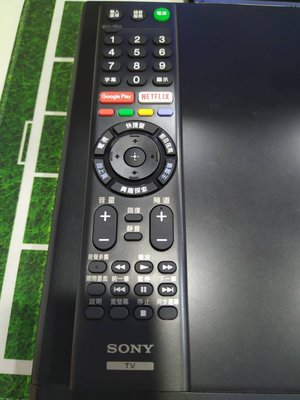 SONY 原廠 RMF-TX300T 遙控器 RM-CD018 CD019 CD021 CD022 SONY電視皆適用