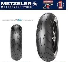 勁輪車業 METZELER 象牌輪胎 SPORTEC M5 120/70-17+180/55-17