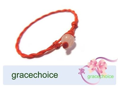 風姿綽約--愛情召喚手環(S90050)~ 粉晶 紅線~ 求得好姻緣~增進人際關~招貴人