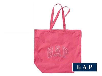 美國正品 GAP 經典LOGO 購物袋