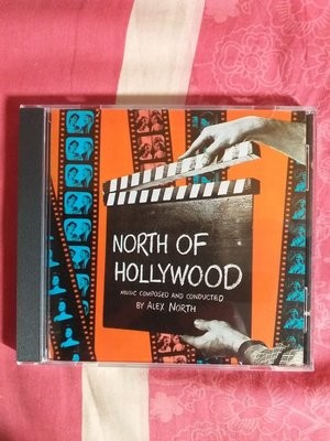 classic compact discs 24ct GOLD  NORTH OF HOLLYWOOD