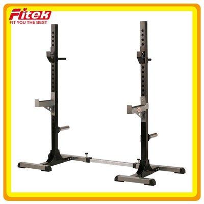 【Fitek健身網】新款蹲舉架✨舉重架✨深蹲架✨可調整多功能臥推架✨健身重量訓練✨台灣製造✨品質保證✨