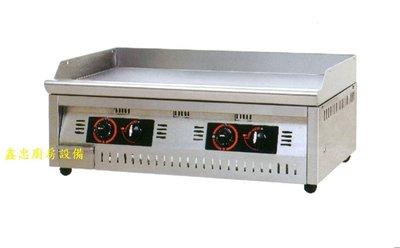 鑫忠廚房設備-餐飲設備:桌上型溫控美式煎板爐84*75 賣場有烤箱-冰箱-咖啡機-水槽-工作檯