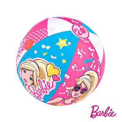 Barbie。芭比娃娃充氣沙灘球93201(69-34311)