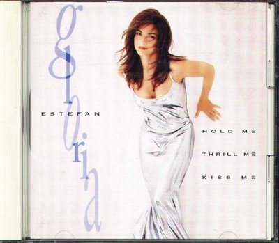 K - Gloria Estefan - Hold Me Thrill Me Kiss Me - 日版 +1BONUS