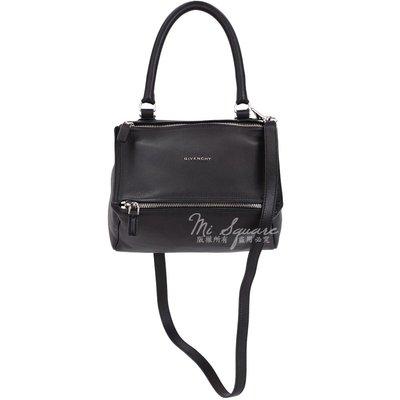 米蘭廣場 GIVENCHY Pandora 山羊皮兩用提包(小/ 黑色) 1710810-01 台中市