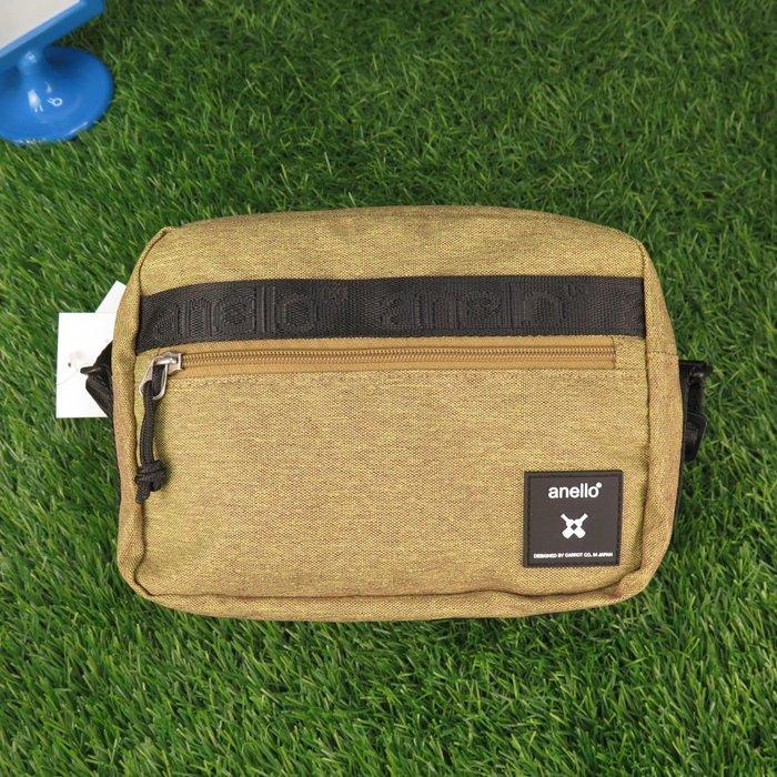 【iSport代購】日本代購  anello 側肩背包 帆布包 564499- 三色