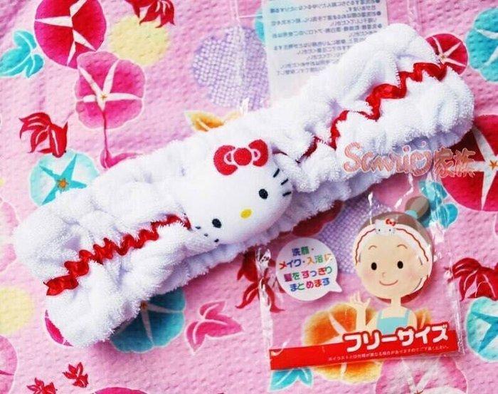 《東京家族》Hello Kitty沐浴頭套 浴帽