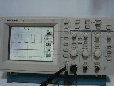 tds220 示波器100Mhz tds 220專業維修 tds210 60Mhz