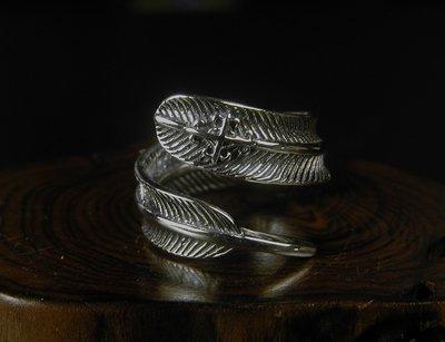 藏珠物流中心 *國際標準925純銀*捲葉造型女戒☆☆J016-006
