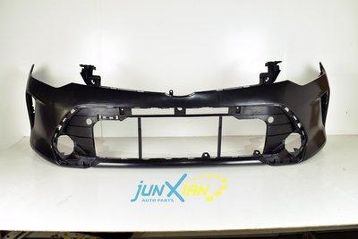 【JX】駿憲光電 15-18 TOYOTA 豐田 CAMRY 7.5代 原廠型 前保桿 另有大燈 霧燈 尾燈 後保桿