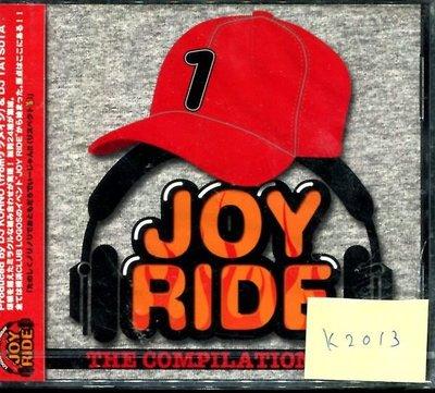 *真音樂* JOY RIDE 日版 全新 K2013   (69下標賣)
