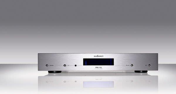 【台北視聽音響‧名展影音/台北館】Audionet PRE I G3 - 樂器級 前級擴大機PRE G2