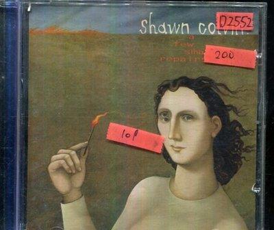 *還有唱片四館* SHAWN COLVIN / A FEW SMALL REPAIRS 二手 D2552