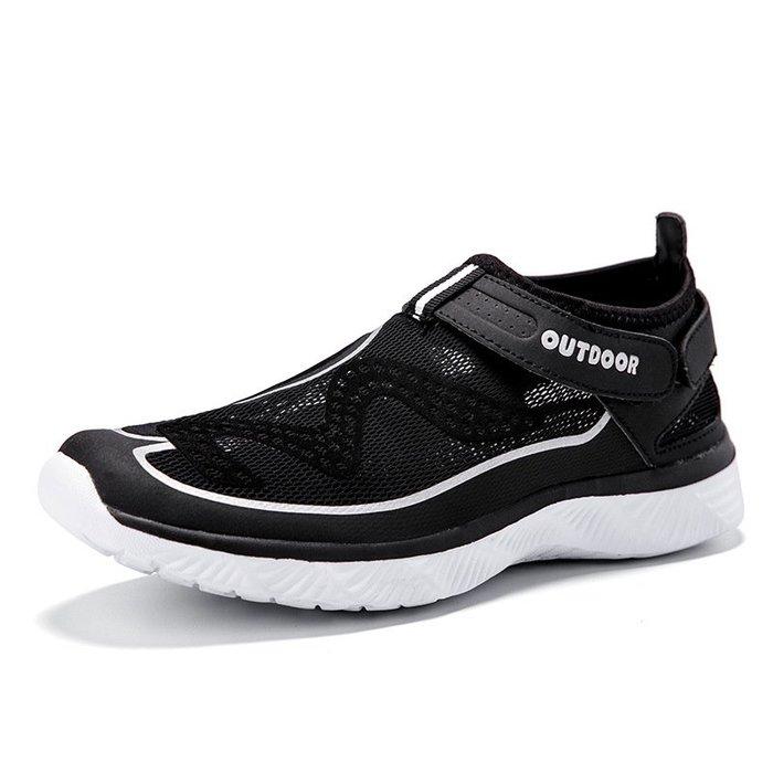 男士沙灘鞋戶外女涉水鞋情侶運動鞋 water shoes