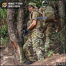 【野戰搖滾-生存遊戲】SECTOR SEVEN IX2鷹眼戰術長褲【Multicam】多地形迷彩褲CP迷彩工作褲魔蠍迷彩