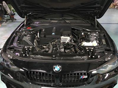 (華哥爾)BMW F30 328I 強化渦輪管