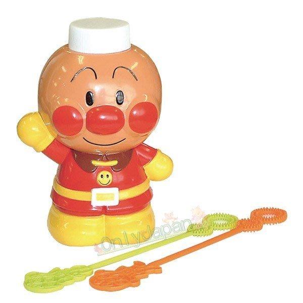 【唯愛 】18101600007 吹泡泡玩具-ANP站姿人型 麵包超人 兒童玩具 吹泡泡