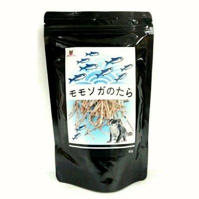 蜜袋鼯 松鼠 花栗鼠 小動物原味魚絲 60g超值包