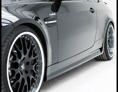 國豐動力 BMW E92 E93 M3 HAMANN正廠原裝側群 限量一套 特價出清 歡迎洽詢